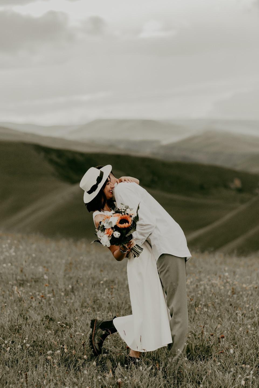 American Wedding: атмосферная love-story в горах