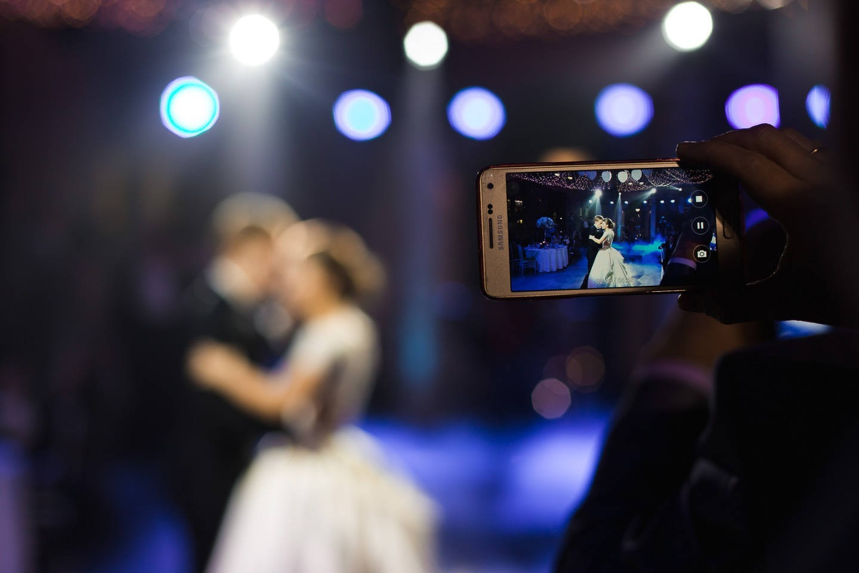Роскошь изумруда: свадьба в Замке БИП