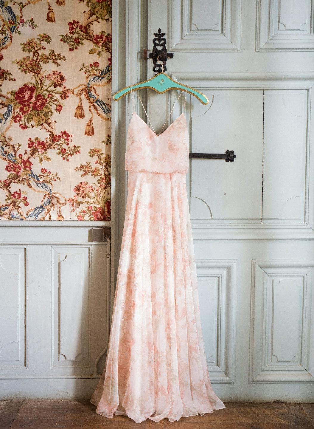Французская классика: свадьба в замке