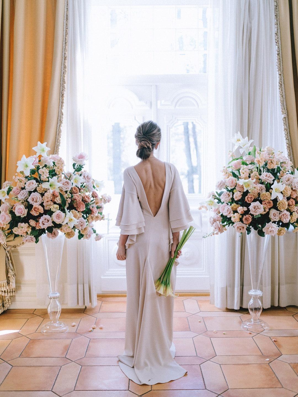 Holiday always with you: винтажная свадьба для двоих