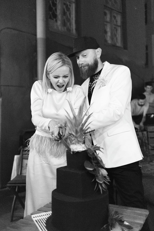 Чик-чирик-свадьба: неформальный праздник в стиле урбан