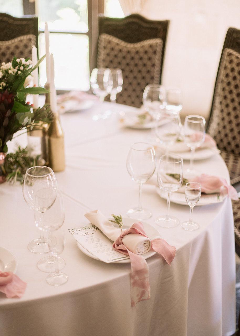 Романтичная свадьба в Крыму своими руками