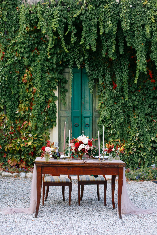 Spirit of Italy: стилизованная фотосессия в Италии
