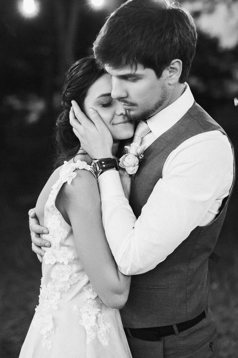Нежность нашей любви: камерная свадьба на природе