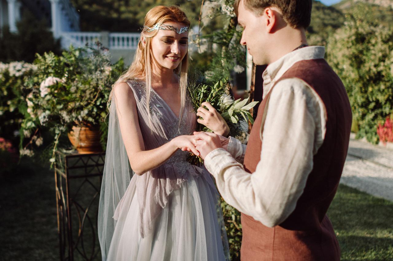 Эльфийская свадьба: праздник по мотивам «Властелина колец»