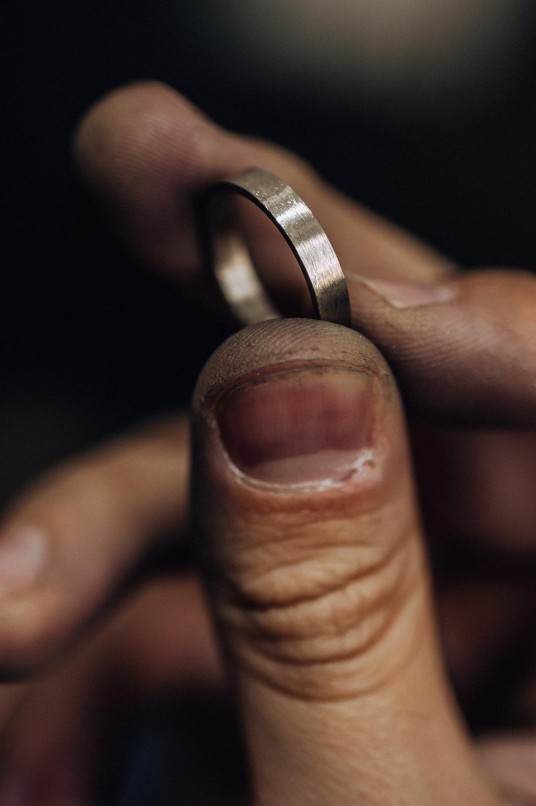 Обручальные кольца своими руками: мастер-класс от I Love You, Rings
