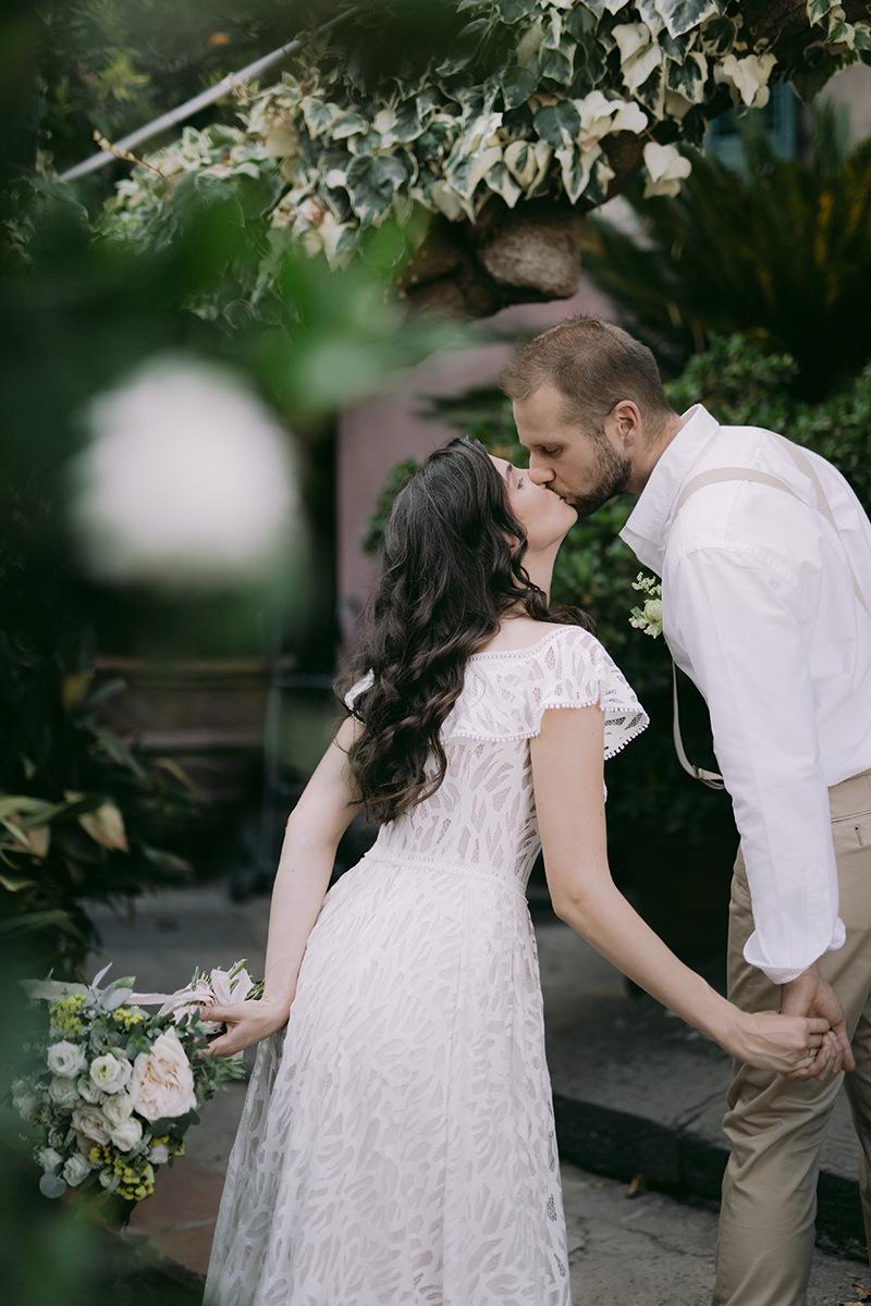 Итальянское кино: свадьба в Тоскане