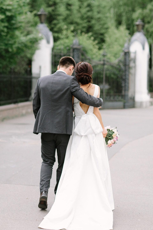 Less is more: свадьба в классическом стиле