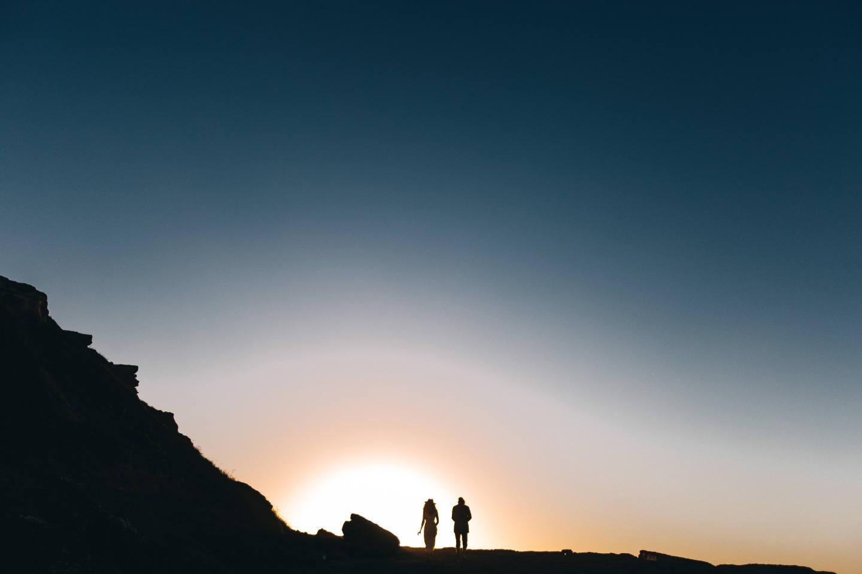 На краю света: фотосессия в стиле бохо