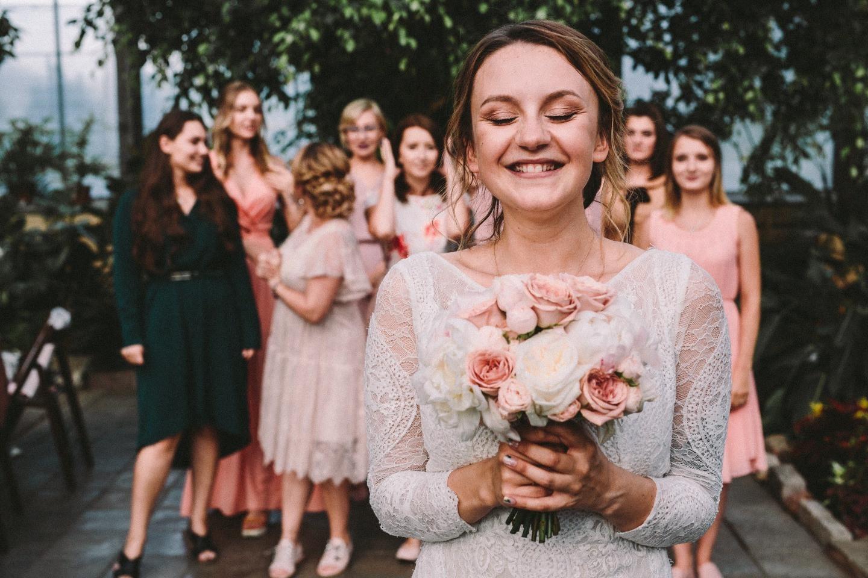 Tropical Chic: свадьба в Оранжерее Таврического сада