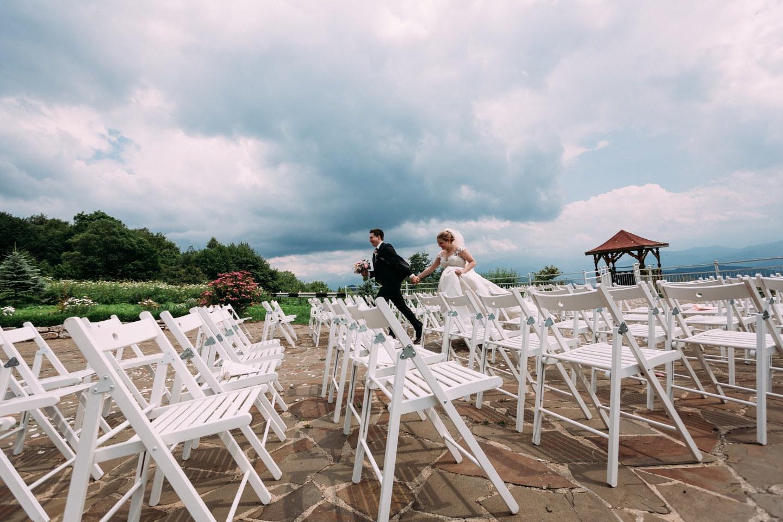 На вершине чувств: свадьба в горах