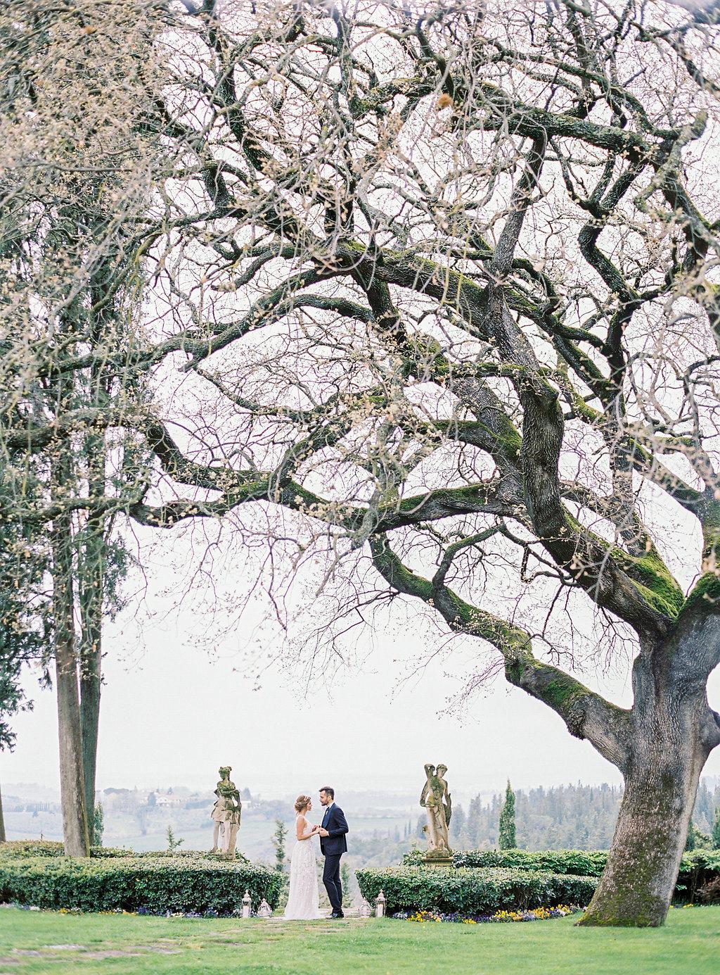 Весна любви: стилизованная фотосессия во Флоренции