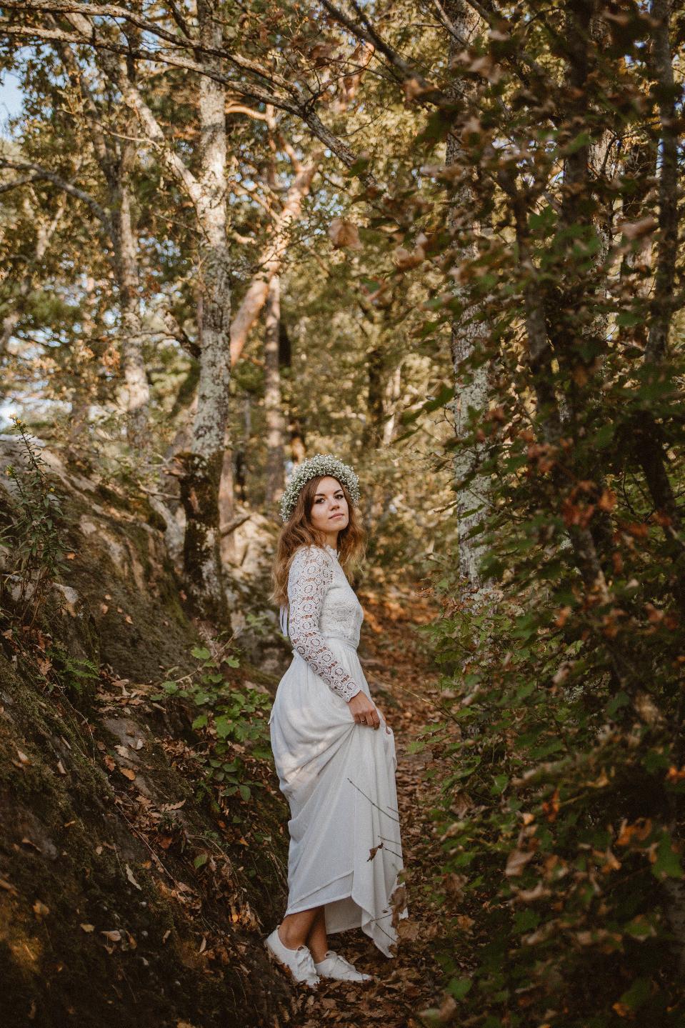 В лучах рассвета: love-story в горах