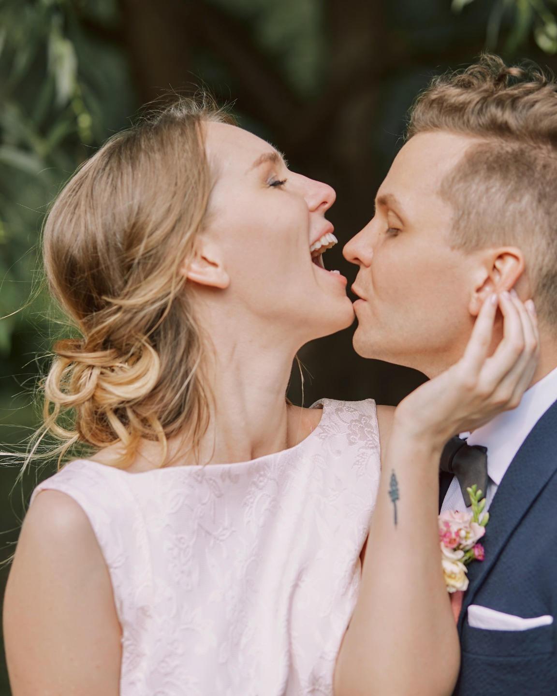 Как мы организовали свадьбу в стилистике русского авангарда