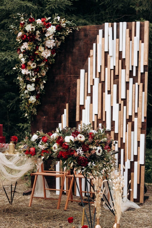 Цвет свадьбы: золотой
