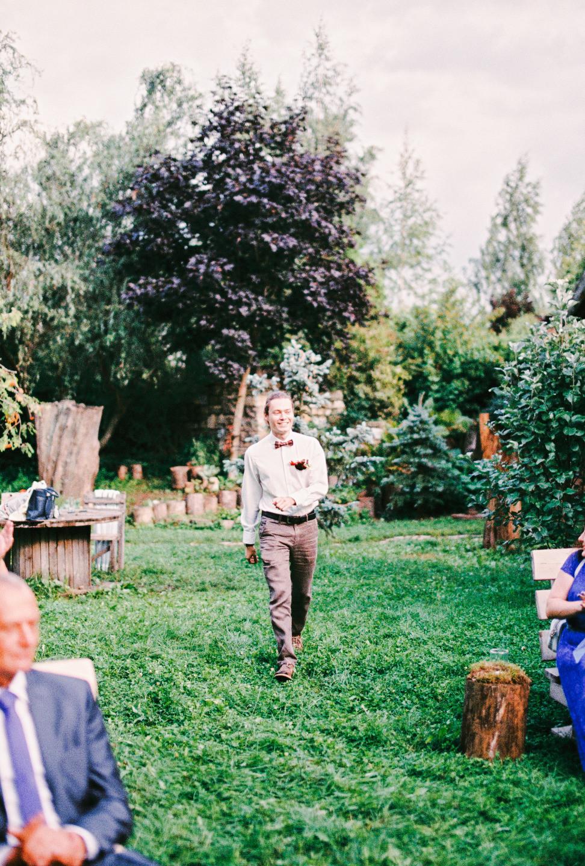 Forest Melody: свадьба в яркой ягодной палитре