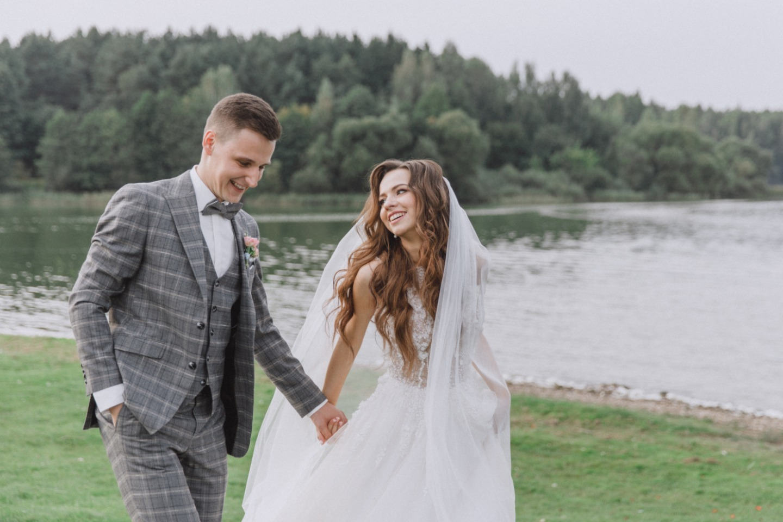 """Утонченная нежность: свадьба в стиле """"европейская романтика"""""""