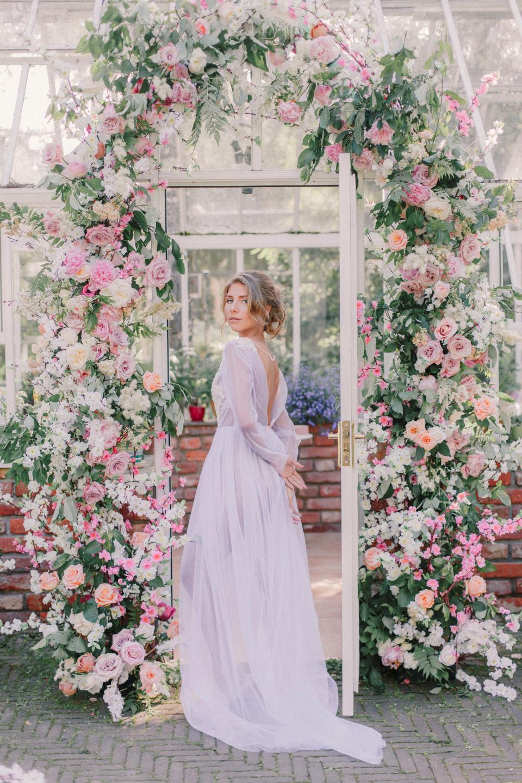 Тайный сад: стилизованная фотосессия