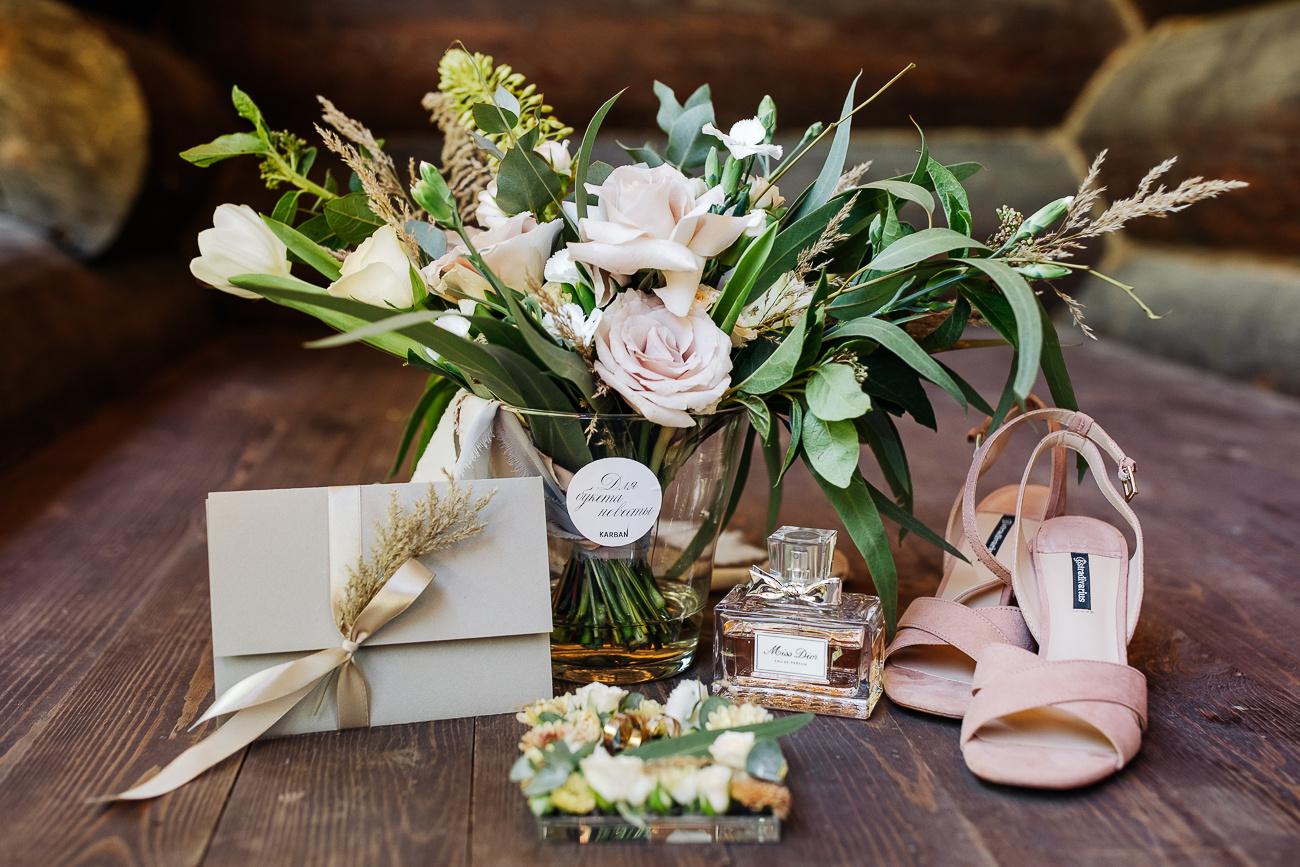 Самый счастливый день: загородная свадьба в светлой палитре