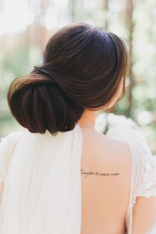Черно-белая классика: элегантная загородная свадьба