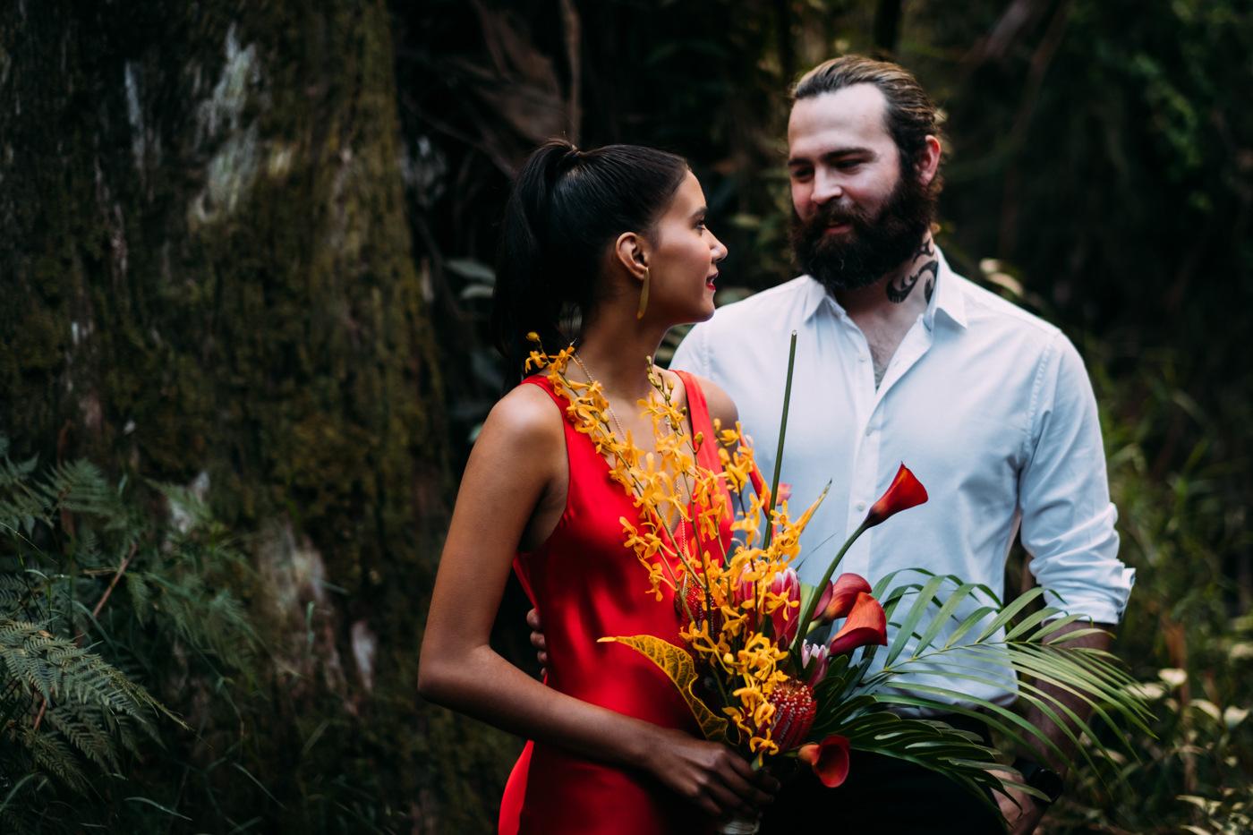Дебри Австралии: стилизованная фотосессия
