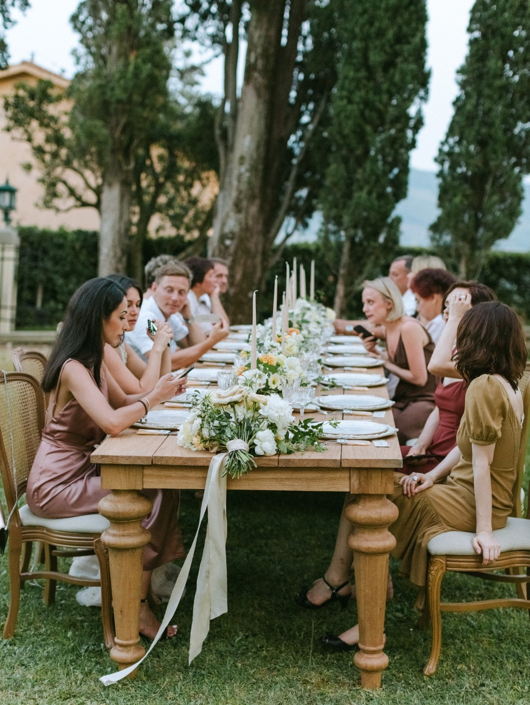 Italian Dream: свадьба во Флоренции