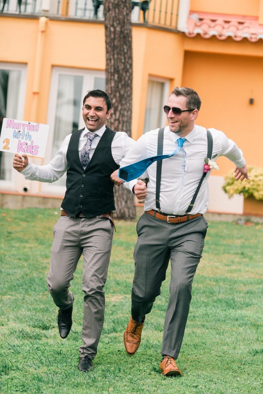 Блюз с запахом гвоздики: свадьба в Португалии
