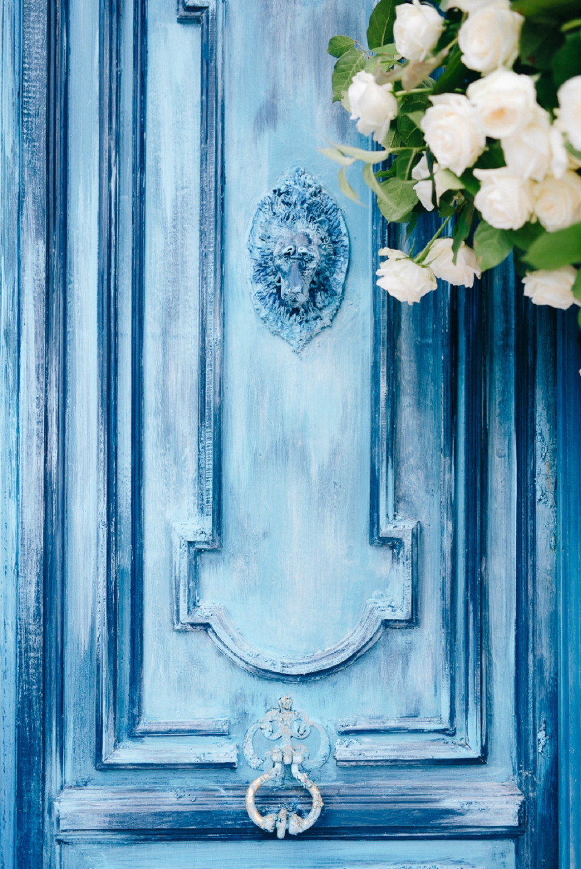 """Вдохновение в синей гамме: свадьба в стиле """"романтика"""""""