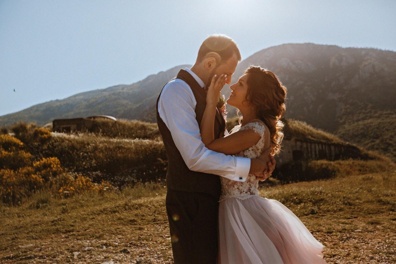 Свадьба-побег: наш праздник для двоих в Черногории
