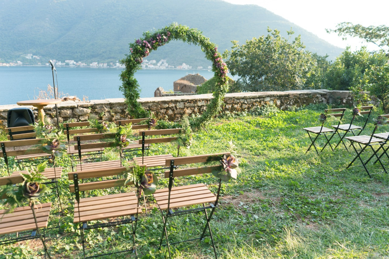 Как мы устроили свадьбу в Черногории: опыт невесты