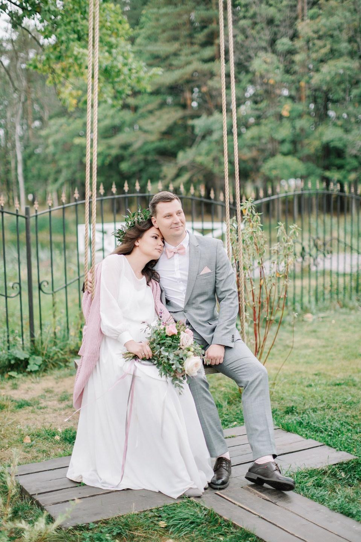 """Как мы организовали свадьбу в стиле """"лёгкость, уют и тепло"""""""