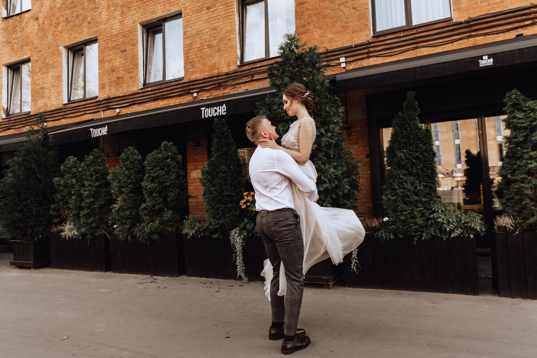 La vie en rose: свадьба в розовом цвете
