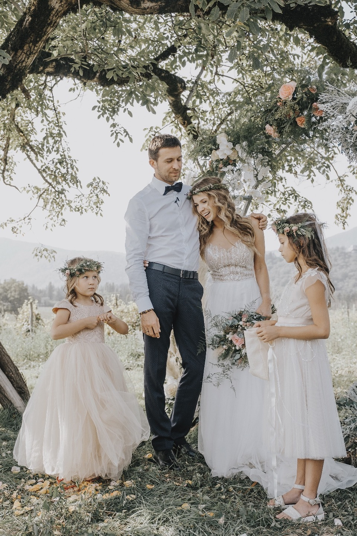 Семейные ценности: свадьба в Грузии