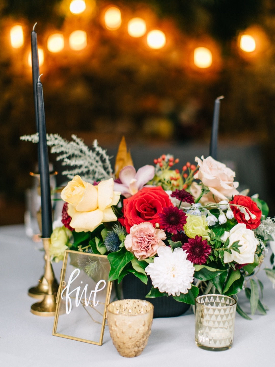 Gray Inspiration: атмосферная свадьба в лесу