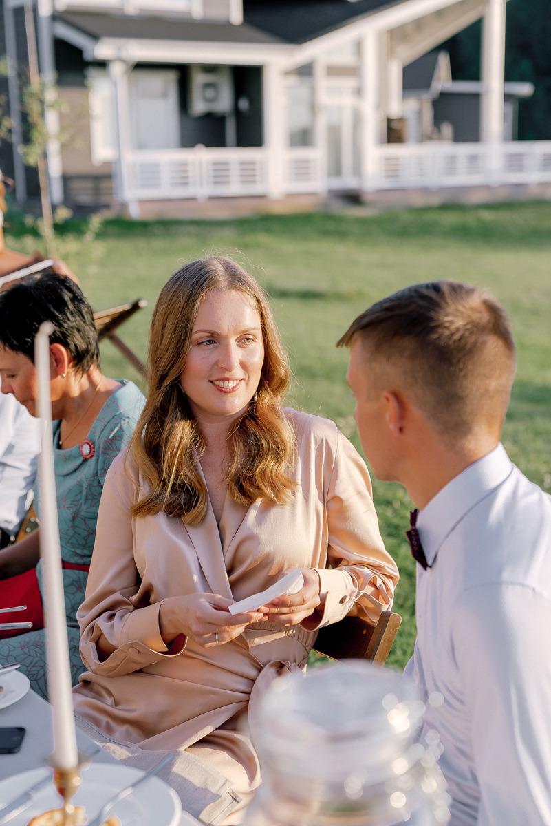 Карельская сказка: тематическая камерная свадьба