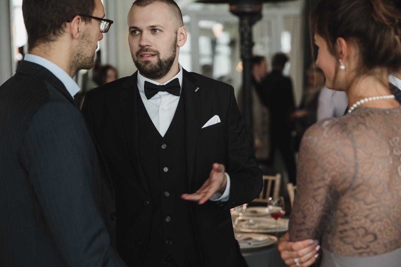 A la Russe: зимняя свадьба в русском стиле