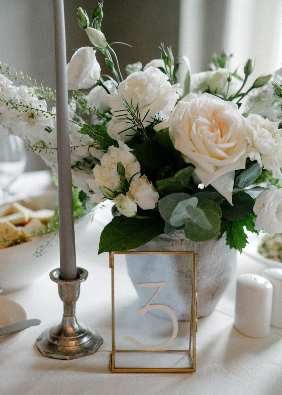 Изящество Петербурга: свадьба в ресторане