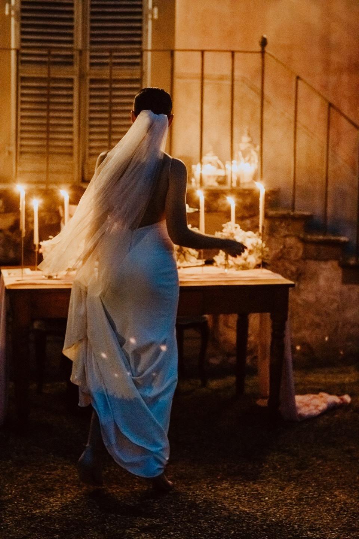 Глубина чувств: свадьба для двоих в Тоскане