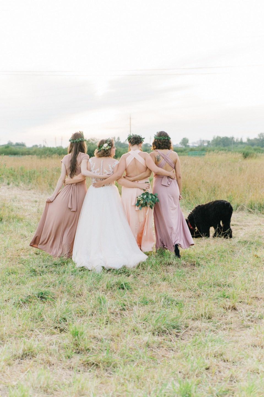 Hygge Wedding: свадьба в амбаре