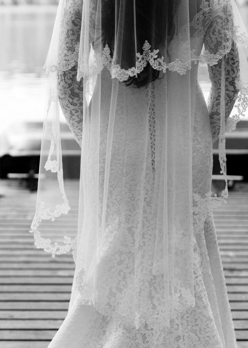На долгую память: свадьба в стилистике семейной усадьбы
