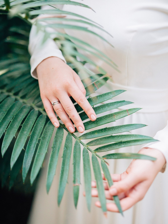 Красота в простоте: нежная свадьба в светлых тонах