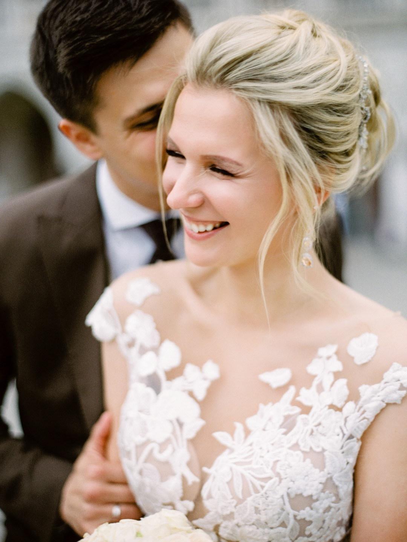 Классическая свадьба для двоих в Венеции