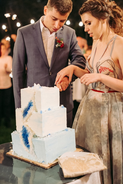 Яркая осень: свадьба на природе на 100 гостей
