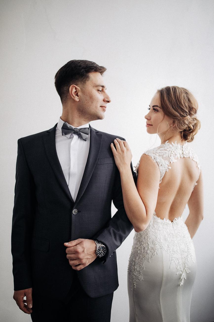 Зимняя элегантность: свадьба на Байкале