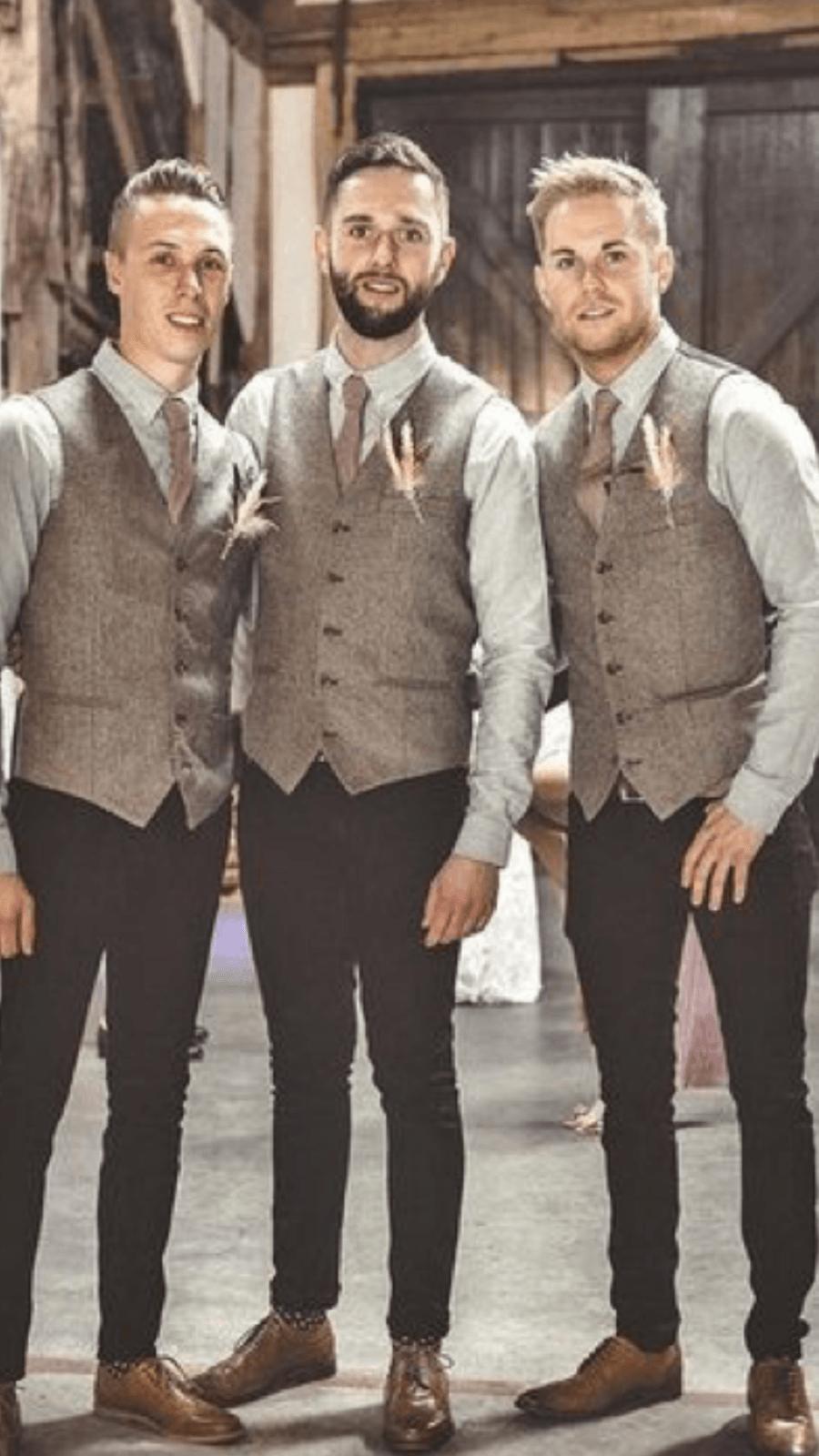 Современный образ жениха: обзор трендов от шоурума The Boys