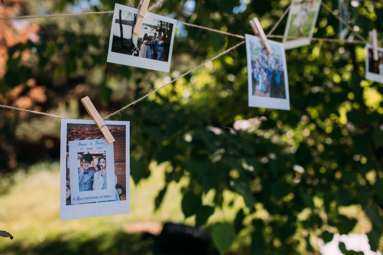 «Ohana значит семья»: годовщина свадьбы в стиле бохо