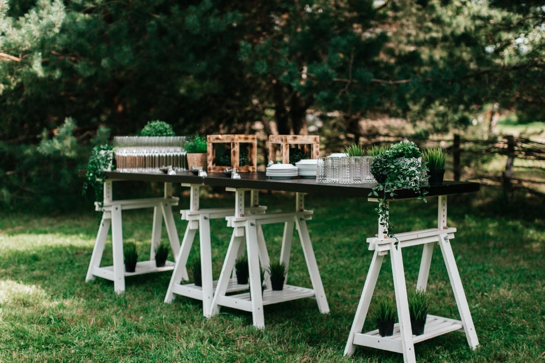 Солнечный эко: душевная свадьба на природе
