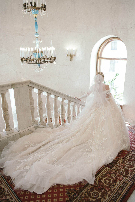 Голливудский шик: свадьба в стиле ар-деко