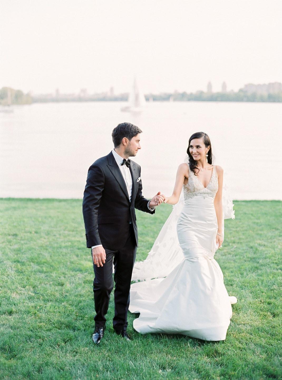 Свет нашей любви: роскошная свадебная классика