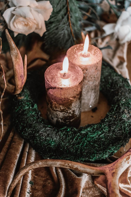 Scandinavian wed: северные мотивы с настроением ранней весны